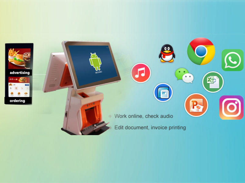 PTKSAI-Professional All-in-one Pos Pos Touch Screen Computer Manufacture-1