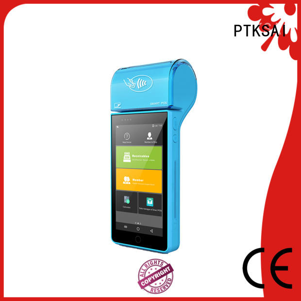 PTKSAI mobile point of sale devices mobile for restaurants and bars