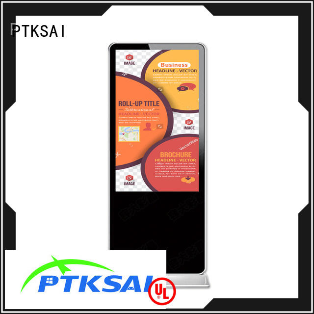 49'', 55'', 65'' Portrait Orientation FHD LCD Touch Screen Digital Display Signage Interactive Advertising Machine KS-AM