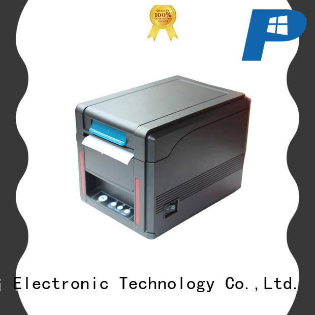 PTKSAI esc pos scanner serial for payment