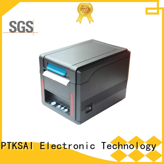 PTKSAI label windows pos system with receipt printer for convenience