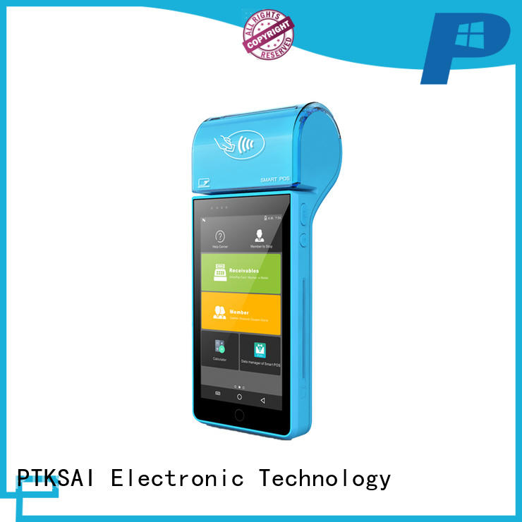 PTKSAI food mobile point of sale devices mobile for small business