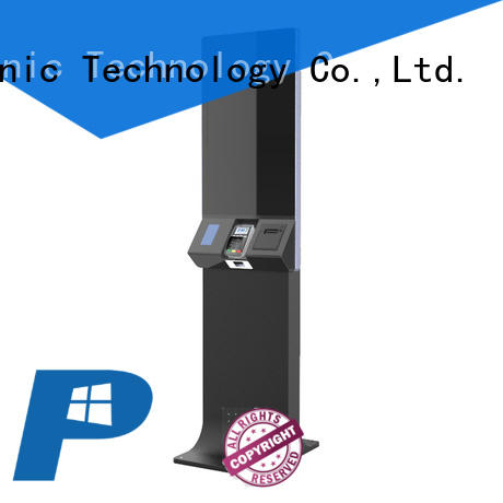 inch self service kiosk fast food with barcode scanner for sale PTKSAI