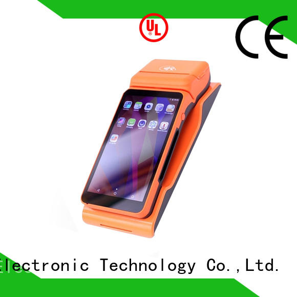 PTKSAI top quality mobile pos android manufacturer for small business