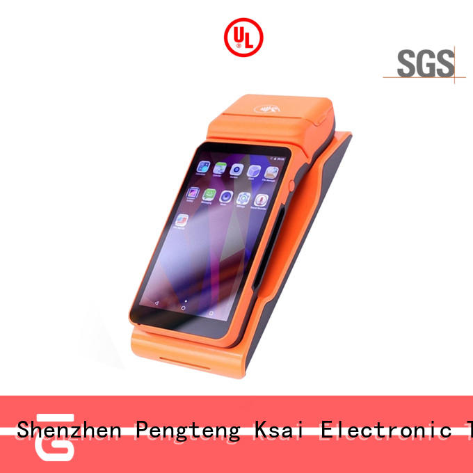 ksma best mobile pos with customer display for payment PTKSAI