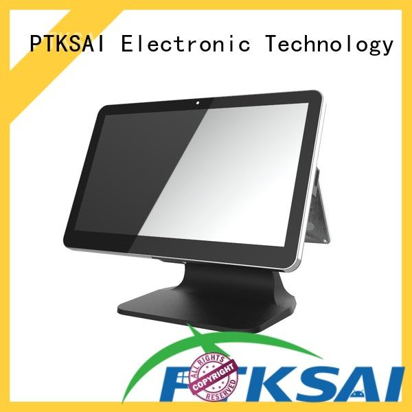 ksc mobile pos system with smart card reader for small business PTKSAI
