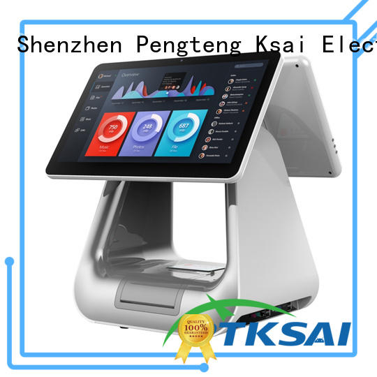 pos cash register with auto cutter for sale PTKSAI