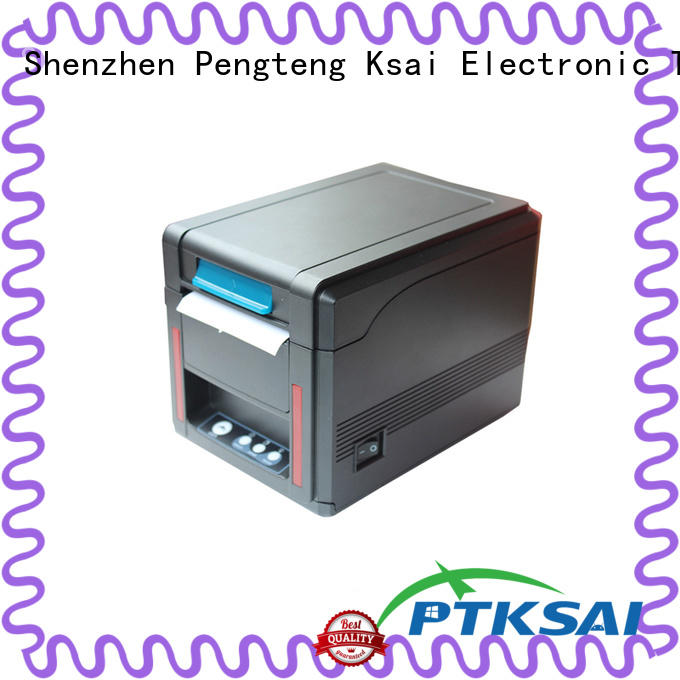 PTKSAI cheap bluetooth thermal printer serial for retail