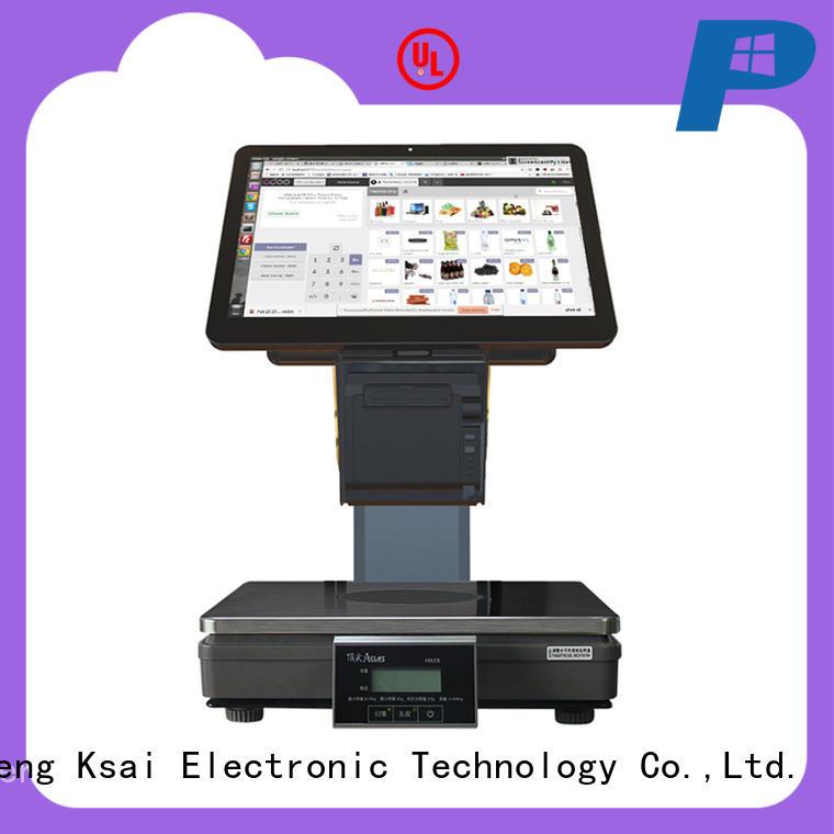 label cash register systems wholesale for self service