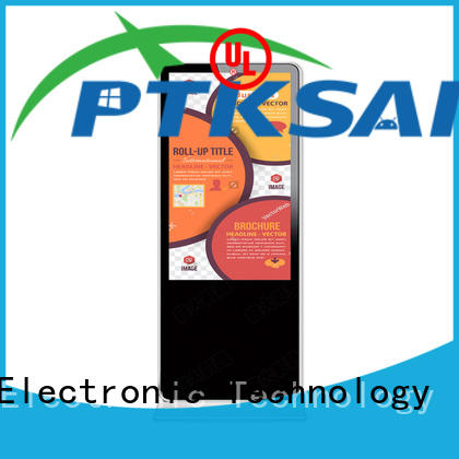 PTKSAI airport digital signage inquire now for self service