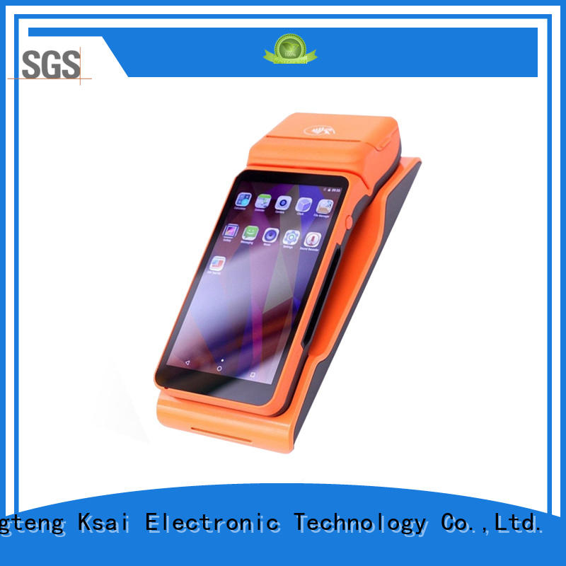 PTKSAI fanless mobile pos system mobile for restaurants and bars
