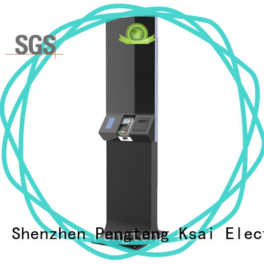 inch touch screen self-service kiosk with receipt printer for sale PTKSAI